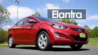 2016 Hyundai Elantra Value Edition Review   Test Drive