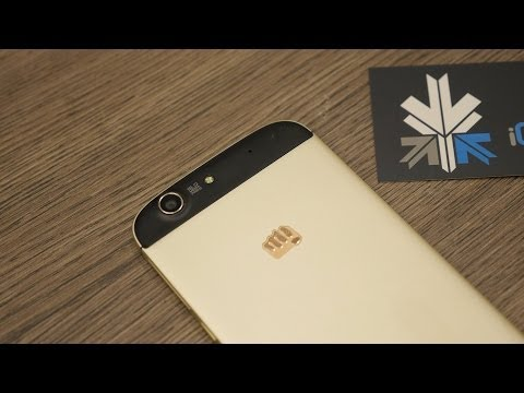 Micromax Canvas Gold A300 Review Videos
