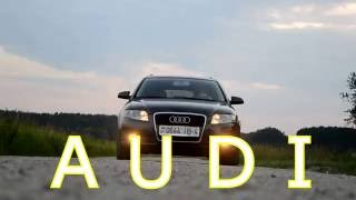 АУДИ.  AUDI A4 2.0TDI.