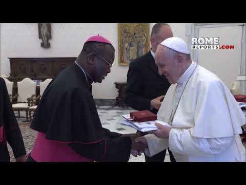 Francisco Entrega Documento Sobre El Islám A Obispos De Angola