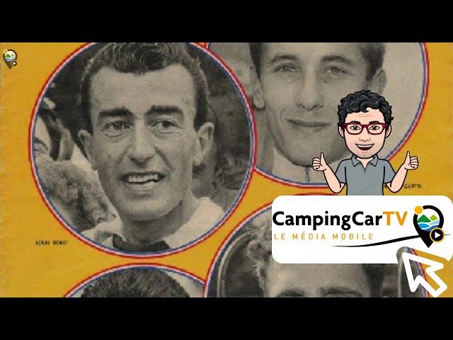 JT en camping-car N°137 - Du guidon à la Planche