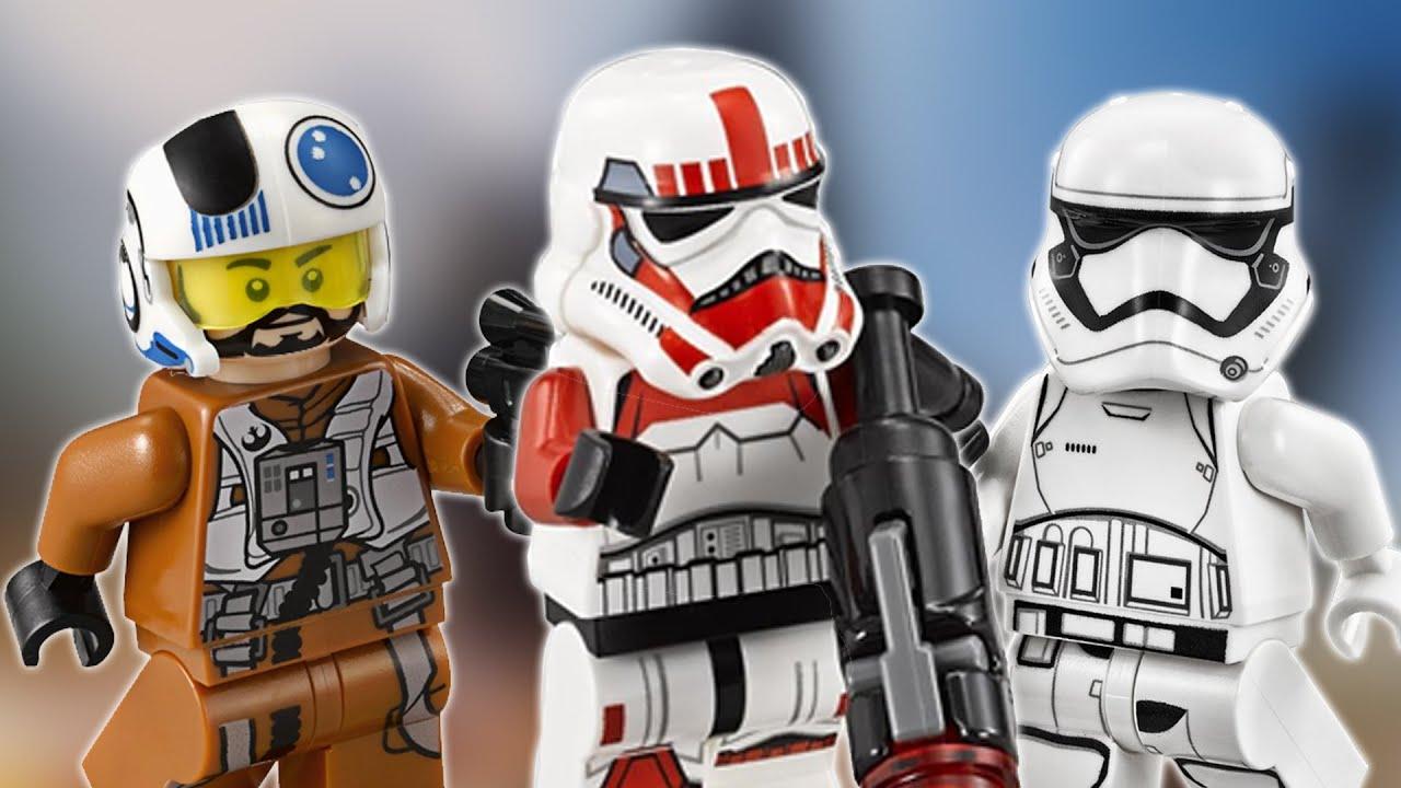 G Shock Hd Wallpaper New 2016 Lego Star Wars Winter Sets 4k Quality Youtube