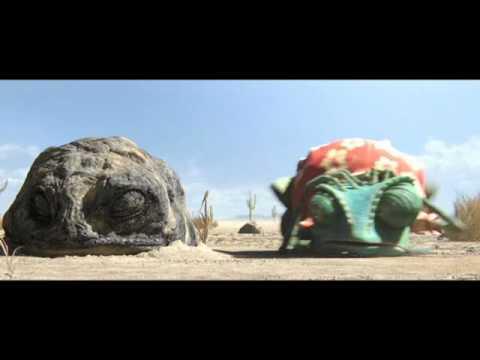 Ранго (3D) / Rango (3D). Трейлер В