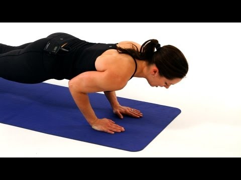 How to Do a Close Grip Push-Up | Boot Camp Workout