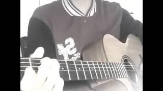 Lạ- Thái Ngân (guitar cover)