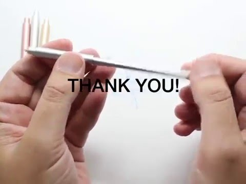 Pen Uno: The Most Minimal Pen