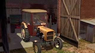 Farming Simulator 2013 Żniwa w Boćkowie