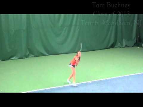 Tara Buchney, Tennis, Class of 2013, West Morris Mendham High School