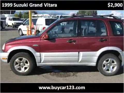 1999 Suzuki Grand Vitara Used Cars Vancouver BC