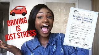 MY DRIVING EXPERIENCE | TIPS ON PASSING YOUT DRIVING TEST 🚗