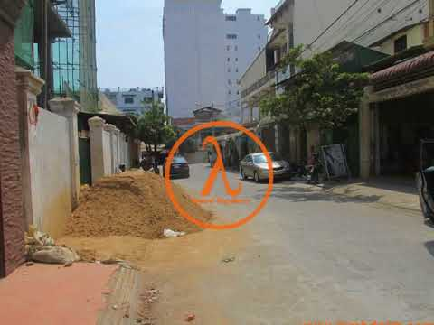 Land for Rent in Toul Tumpong – Phnom Penh (16m x 29m)