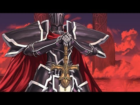 BLACK KNIGHT, How should you build him?