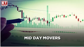 Mid Day Movers | Sensex up more than 120 points; ICICI Securities climbs 5.2%