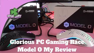 Glorious PC Gaming Race Model O (My review of the matte and glossy odin)