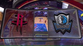 [Playoffs Ep. 7] Inside The NBA (on TNT) Halftime – Houston vs. Dallas Highlights Game 4 - 4-26-15