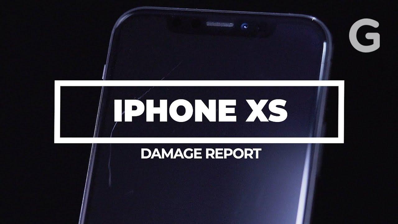 iPhone XS: Damage Report