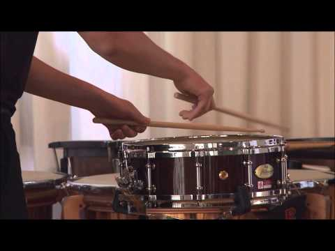 Asventuras for Snare Drum Solo - Alexej Gerassimez