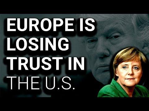 Merkel: Europe Can No Longer Count on US Military Umbrella