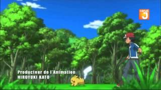 Générique Saison 18 Pokémon VF | Sois un héros | Pokémon XY : La Quête de Kalos | [HD]