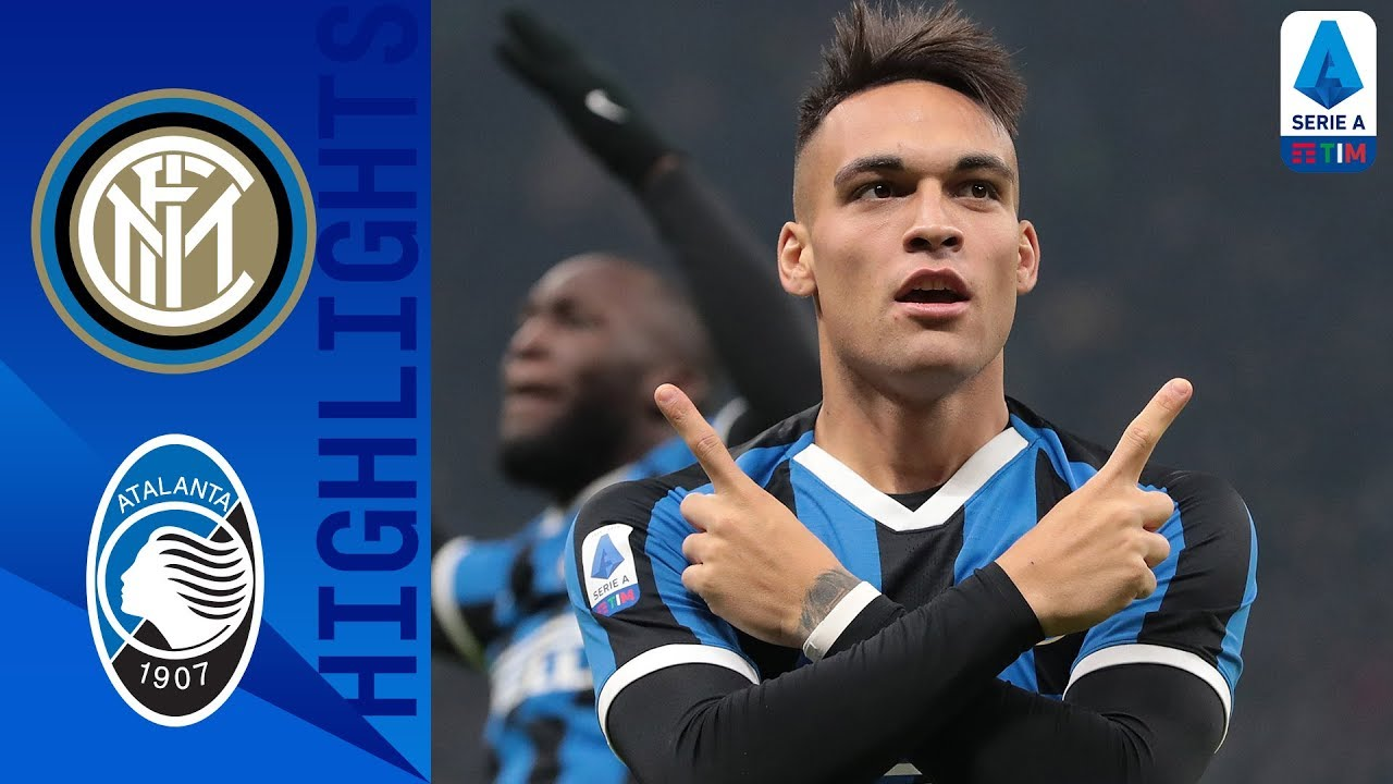 Inter 1 1 Atalanta Handanovic Penalty Save Denies