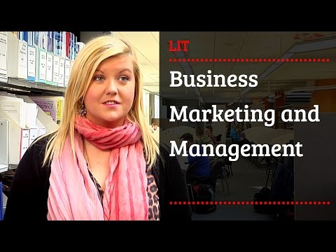 Business Marketing and Management  - Limerick Institute of Technology - LIT