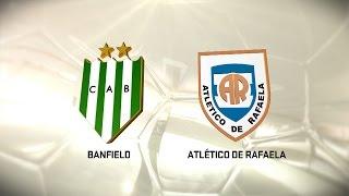 CA Banfield vs Atl. Rafaela full match