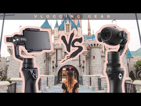 Vlogging Camera Gear Review: DJI's Osmo Mobile vs Osmo+ 🎥