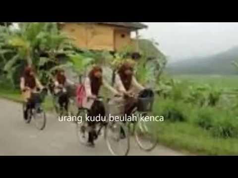 Lagu Sunda untuk Anak Indonesia; Tartib di Jalan Raya
