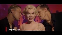 """Marilyn Monroe deepfaked in """"My Week with Marilyn"""""""