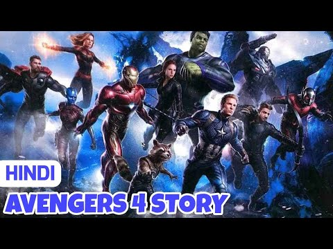 Avengers 4 Possible Story ft. Super India