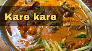 Kare kare | filipino food