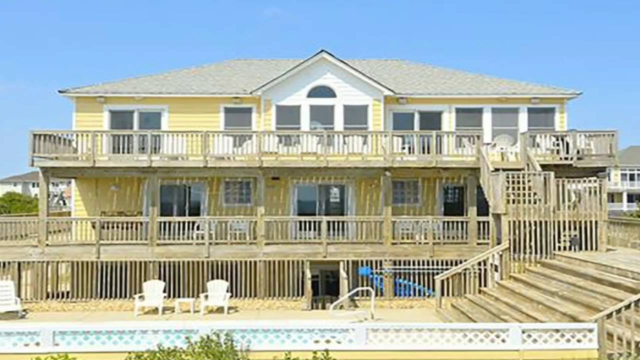 065 Dune It Right; Oceanfront Outer Banks Vacation Rental