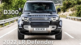 2022 Land Rover Defender 110 X Dynamic D300 - OFFRoad DRIVING, EXTERIOR & INTERIOR
