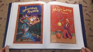 Poster Art of the Disney Parks (A Disney Parks Souvenir Book) Hardcover