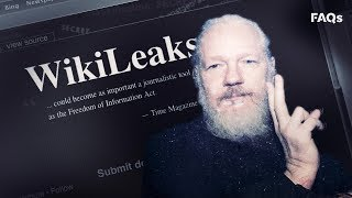 WikiLeaks founder Julian Assange is a hero or criminal, depending on who you ask.