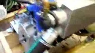 Marinised peugeot 1.9 diesel test (xud9)