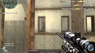 CFVN: Sniper AWM stripes