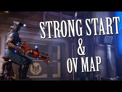 Warframe - FORTUNA - How To Start Strong & Orb Vallis Map (WIP) thumbnail