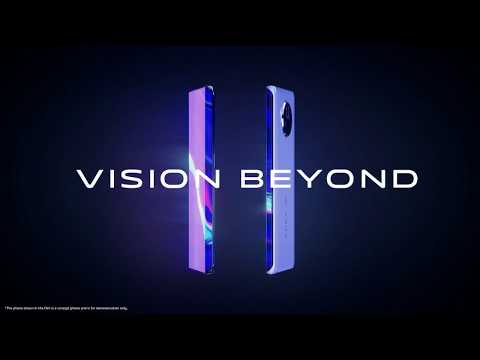 Vivo APEX 2020   Welcome to a Vision Beyond