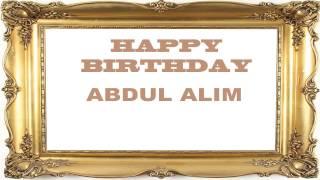 AbdulAlim   Birthday Postcards & Postales - Happy Birthday