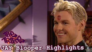 JAY (James Napier Robertson) - Blooper Highlights from The Tribe