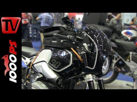 Wunderlich BMW R nineT | Sporttouring Umbau