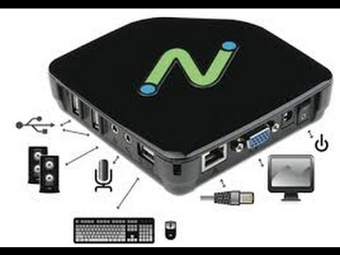 NComputing L300 Thin Client Ethernet Virtual Desktop w// vSpace