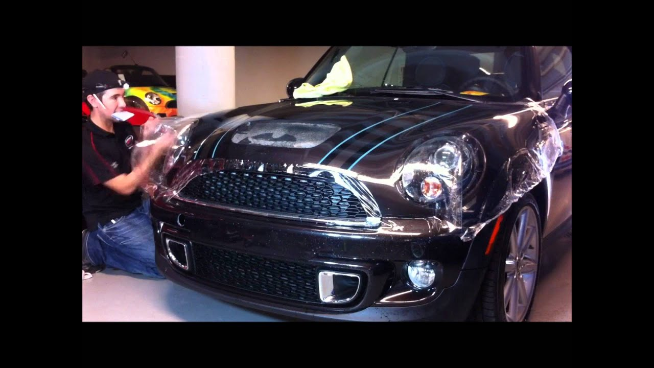 2017 Mini Cooper S Highgate Edition Xpel Ultimate Full Frontal Wrap Package B You