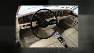 1971 Rolls Royce Corniche Coupe LHD