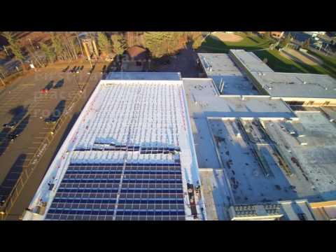 LUHS uses Solar Energy