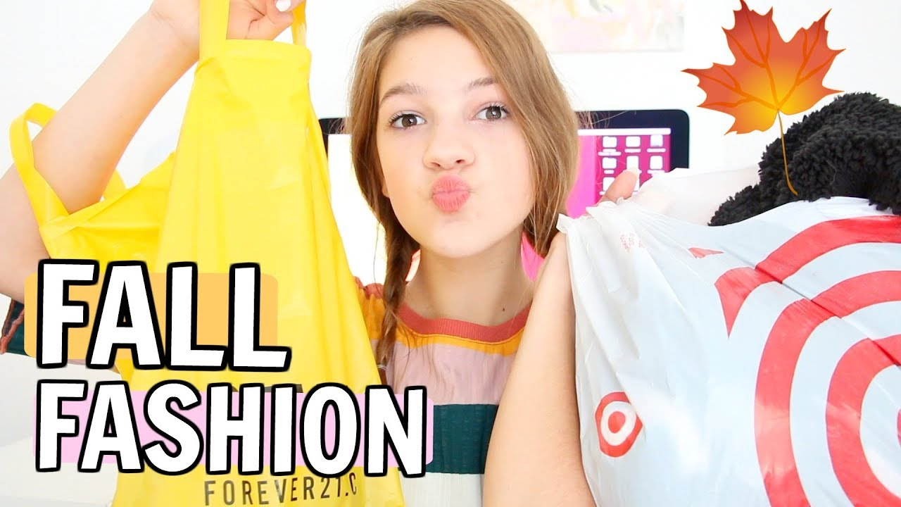 FALL Fashion HAUL &  Everyday Outfit ideas 3