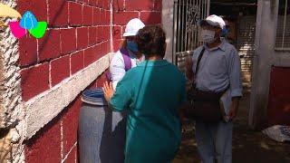 MINSA inicia IV ciclo de aplicación del BTI en viviendas para prevenir el Dengue, Chikungunya y Zika