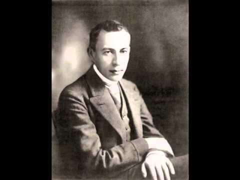 Rachmaninoff 2nd piano concerto Bernd Glemser