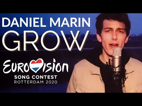 Jeangu Macrooy - Grow | Eurovision 2020 The Netherlands | Cover by: Daniel Marin